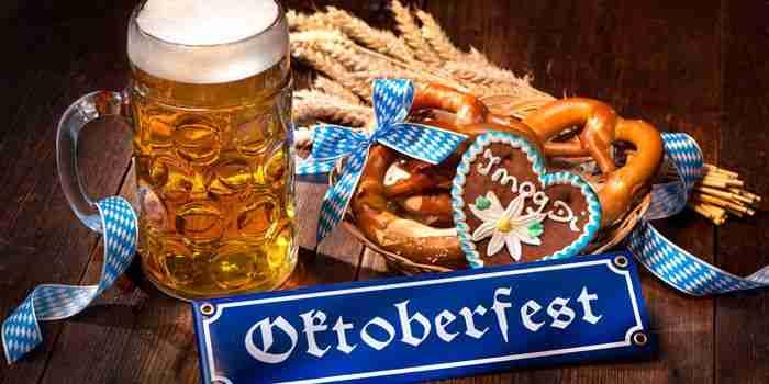 Oktoberfest Celebration!! - Bad Beat Brewing